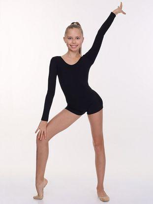 Изображение Комбинезон гимнастический (Россия)